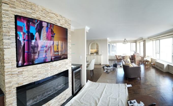 LG OLED Television: Multi Room Audio/Video Integration